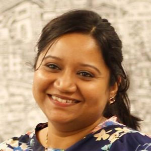 Vishalakshi Subedar, Sustainability Analyst
