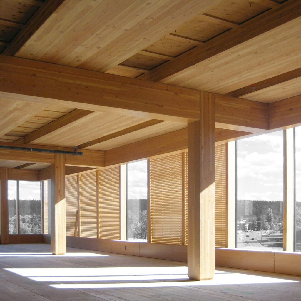 Cross-Laminated Timber (CLT) represents the next generation of high-performance wood building technology.