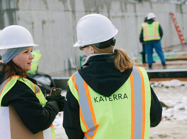 Katerra Construction Services