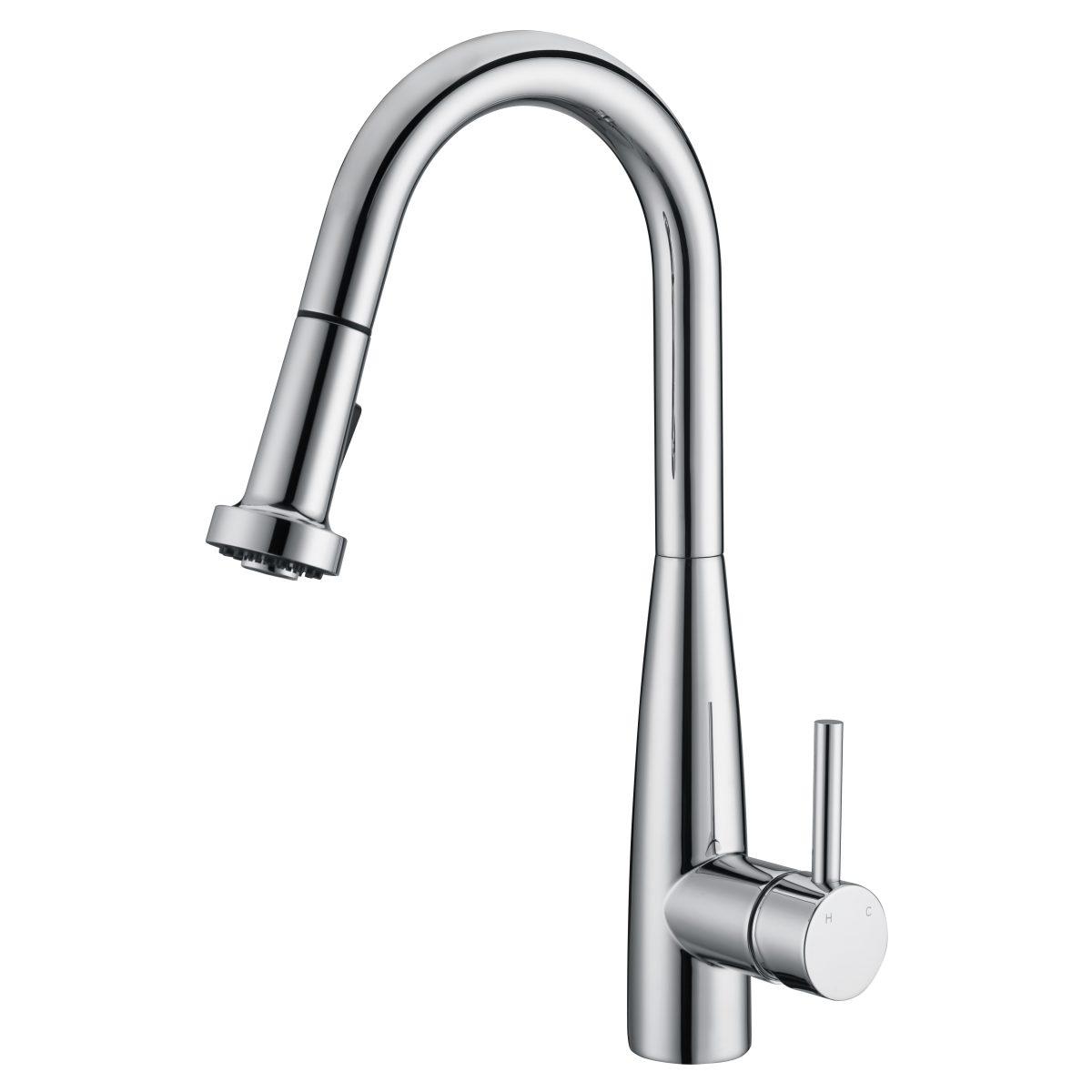 Karlin Low Flow Pull Down Kitchen Faucet Kova Products